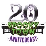 Lemax Spooky Town 20th Anniversary Collection