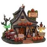 Lemax Spooky Town Jack's Pumpkin Farm
