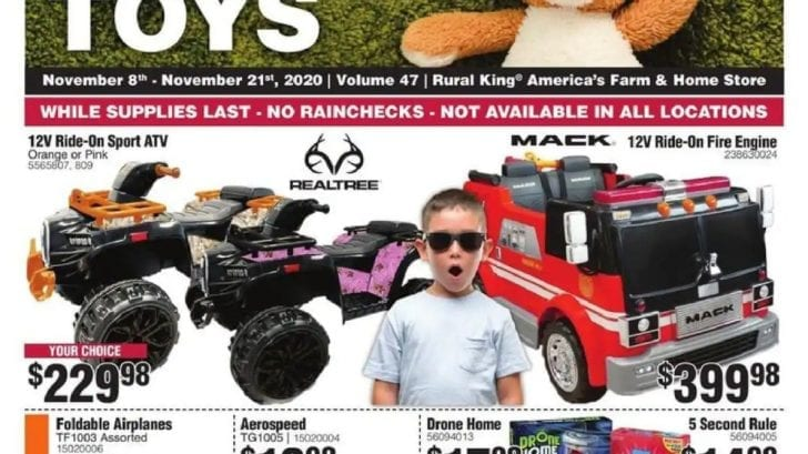 Rural King 2020 Early Black Friday Ad (11/8-11/21) Page 23