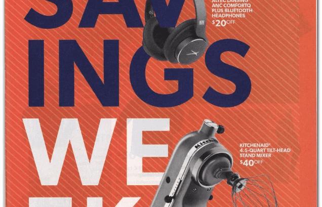 Sam's Club 2020 November Savings Week Sneak Peak Ad Page 1