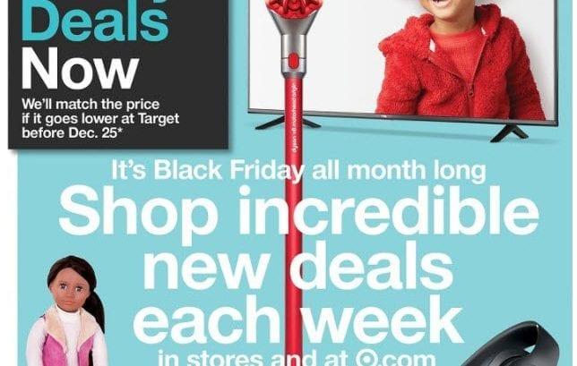 Target 2020 Pre-Black Friday Sale (10/29-11/7) Page 1