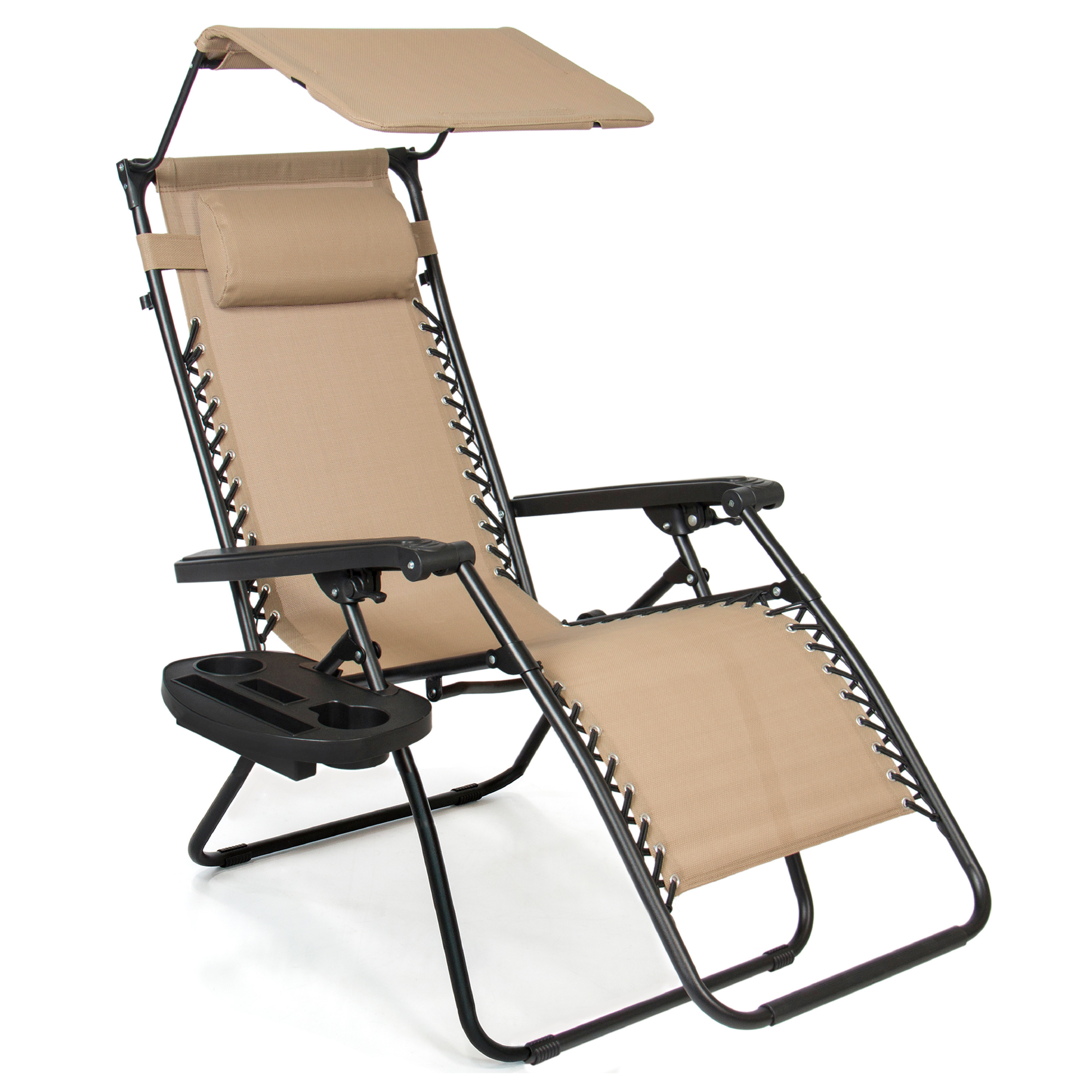 Best Choice Products Zero Gravity Recliner Patio Chair