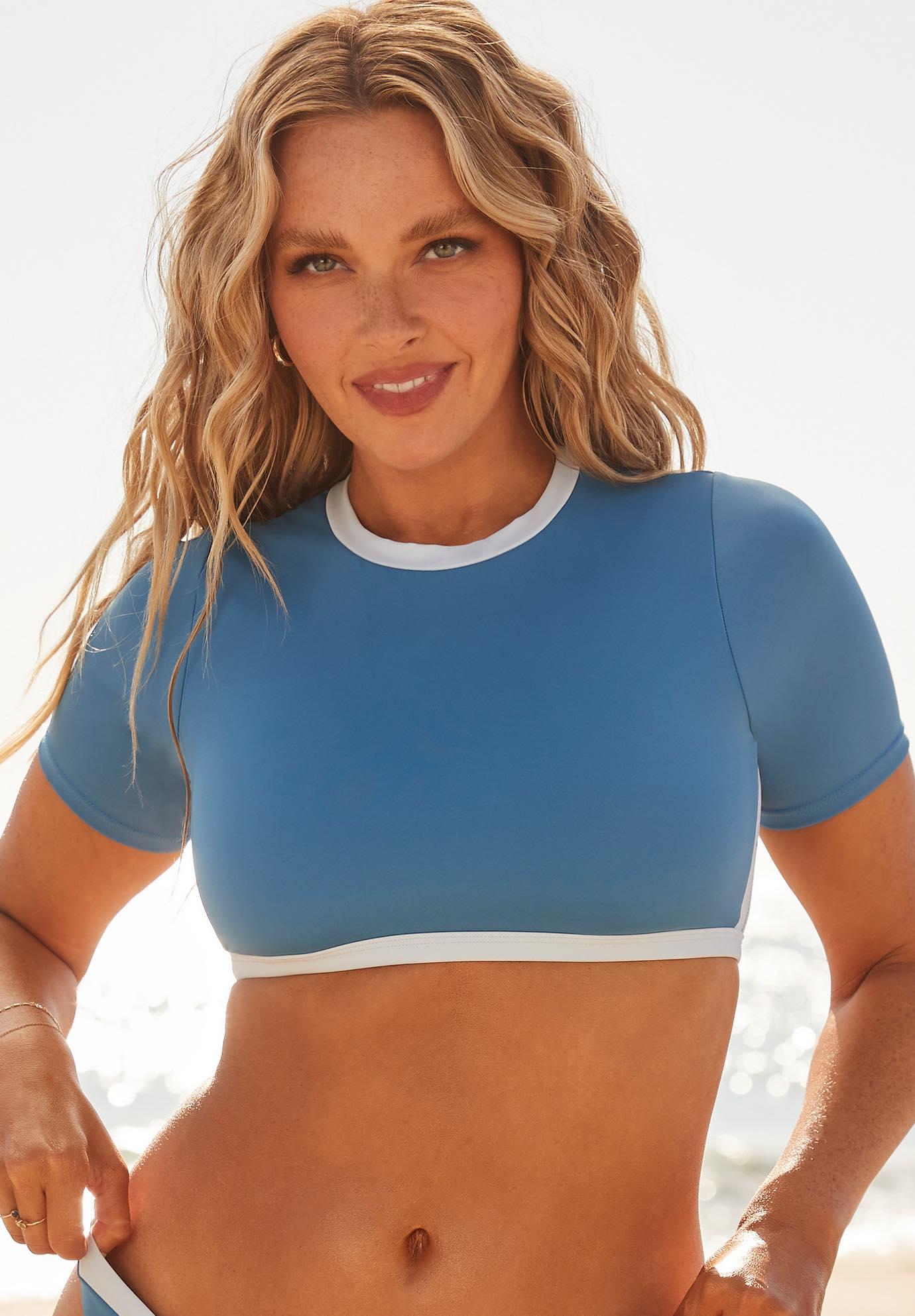 Camille Kostek Scuba Dream Bikini Top
