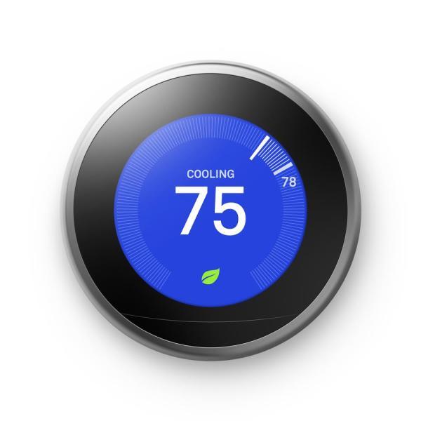 Google Nest Smart Learning Thermostat