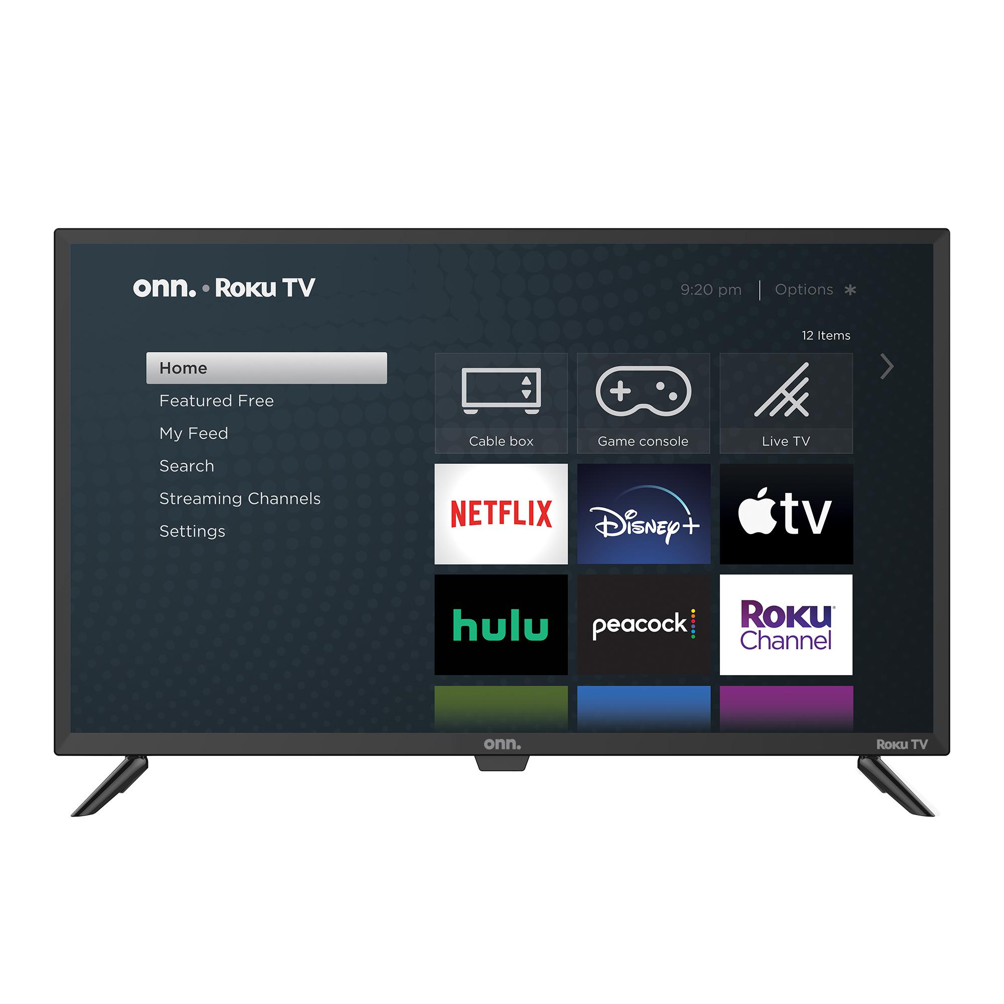 "onn. 100012589 32"" Roku Smart LED HDTV"