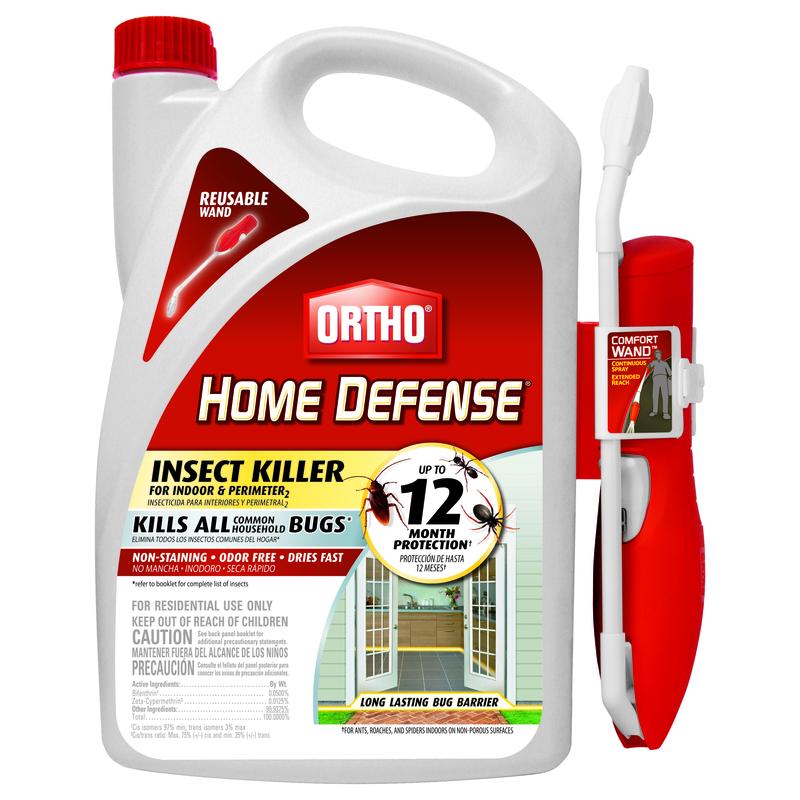 Ortho Home Defense Liquid Insect Killer (1.1 Gallon)