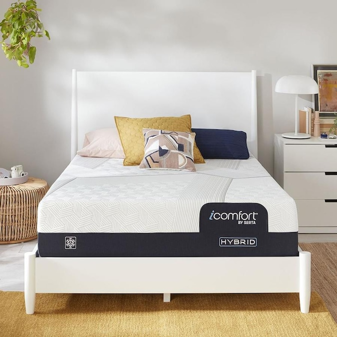 Serta iComfort 12-in Twin Hybrid Mattress
