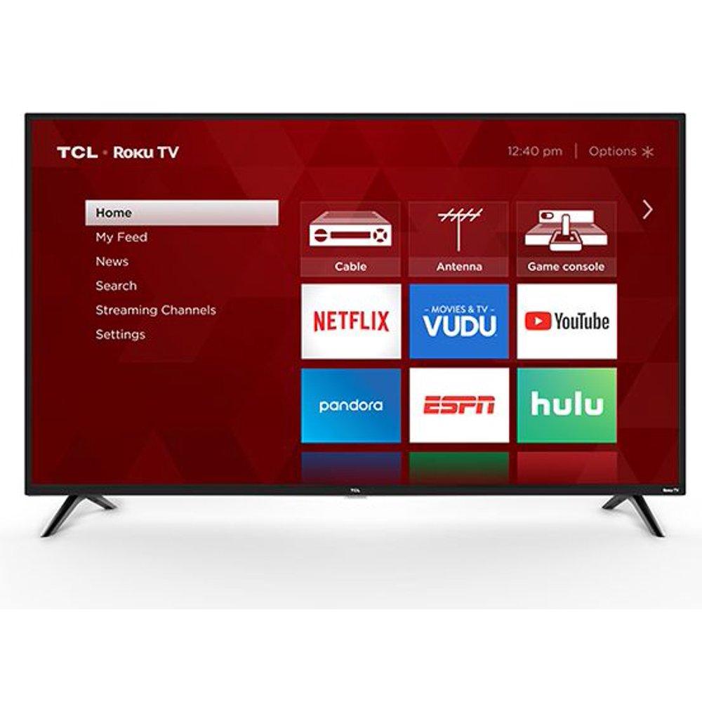 "TCL 32S331 32"" 720P LED Roku Smart HDTV"