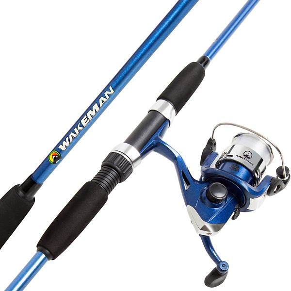 Wakeman Outdoors Fishing Rod and Reel Combo